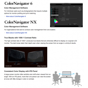 Eizo ColorEdge CG248-4K ColorEdge